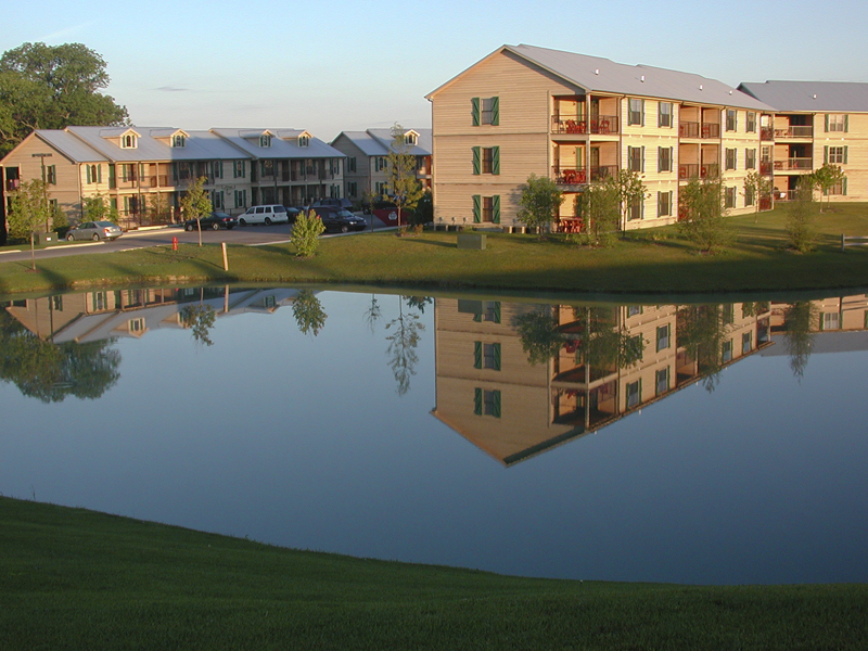 Silverleaf's Fox River Resort Timeshares