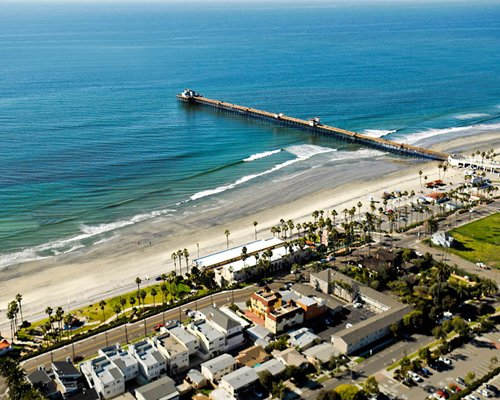 Grand Pacific Resorts at Southern California Beach Club Timeshares