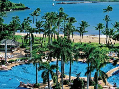 Marriott's Kauai Beach Club Timeshares