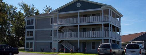 Acadia Village Resort Timeshares