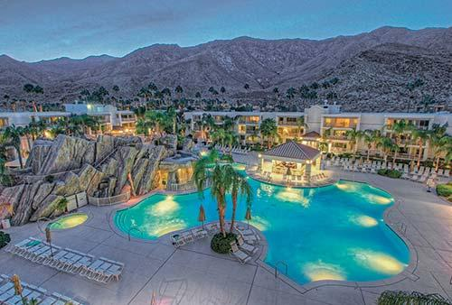 Monarch Grand Vacations at Palm Canyon Resort and Spa Timeshares