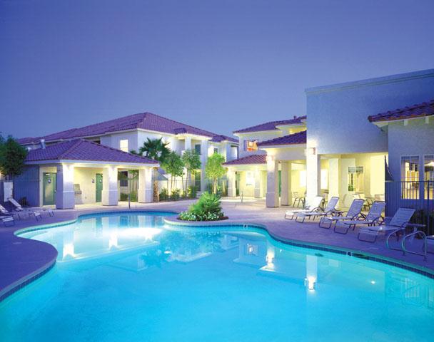Desert Paradise Resort Timeshares