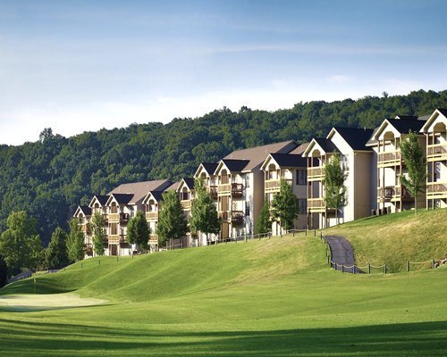 Woodstone Meadows at Massanutten Timeshares