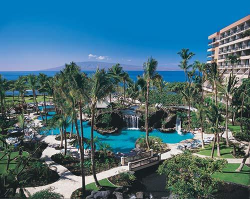 Marriott's Maui Ocean Club Timeshares