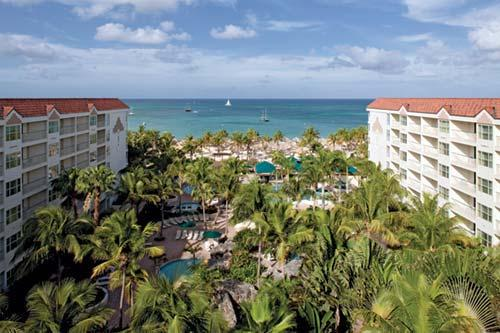 Marriott's Aruba Ocean Club Timeshares