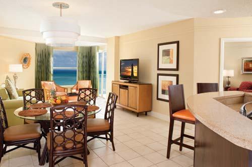Marriott's Aruba Ocean Club Timeshares