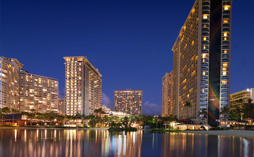 Hilton Grand Vacations Club at Hilton Hawaiian Village Waikiki Beach Resort Timeshares