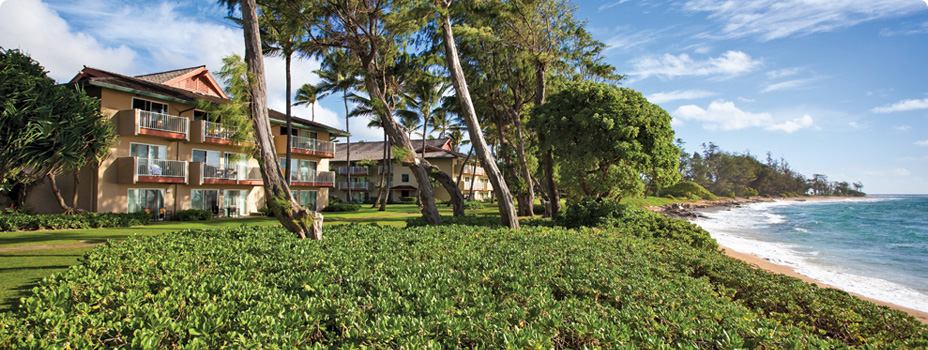 Shell Vacations Club at Kauai Coast Resort at the Beachboy Timeshares
