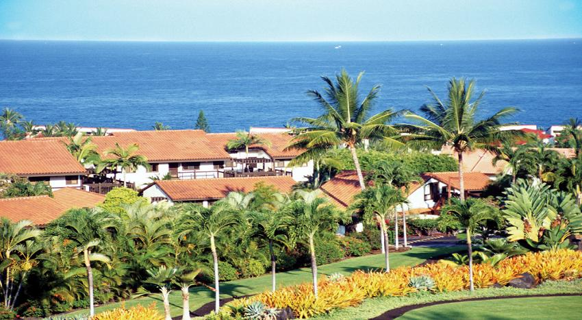 Shell Vacations Club at The Kona Coast Resort Timeshares