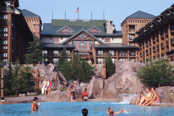 Disney's Villas at Wilderness Lodge Timeshares