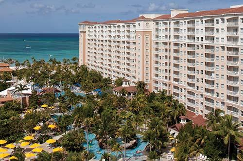 Marriott's Aruba Surf Club Timeshares