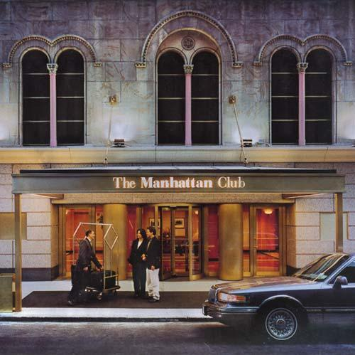 Manhattan Club Penthouse Suites Timeshares