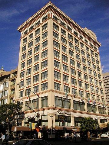 Gaslamp Plaza Suites Timeshares