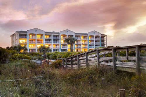 Holiday Inn Club Vacations Cape Canaveral Beach Resort Timeshares