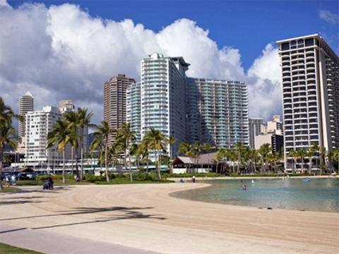 Shell Vacations Club at Waikiki Marina Resort at the Ilikai Timeshares
