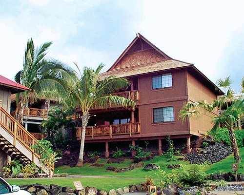 Wyndham Kona Hawaiian Resort Timeshares