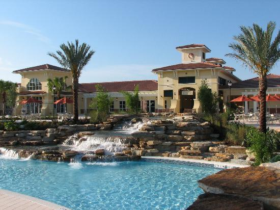 Holiday Inn Club Vacations at Orange Lake Resort-River Island Timeshares