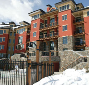 Raintree's Miners Club at the Canyons Park City Timeshares