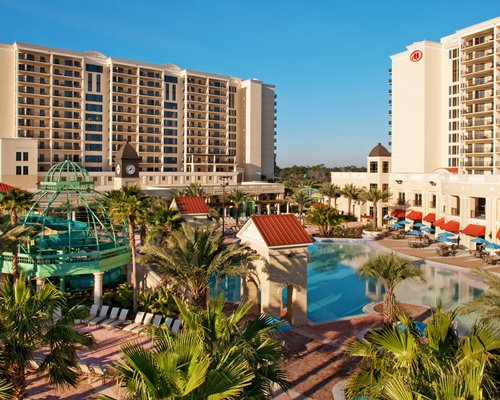 Parc Soleil By Hilton Grand Vacations Club  Timeshares