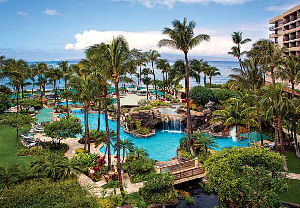 Marriott's Maui Ocean Club - Lahaina and Napili Villas Timeshares