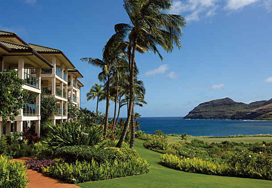 Marriott's Kauai Lagoons Timeshares
