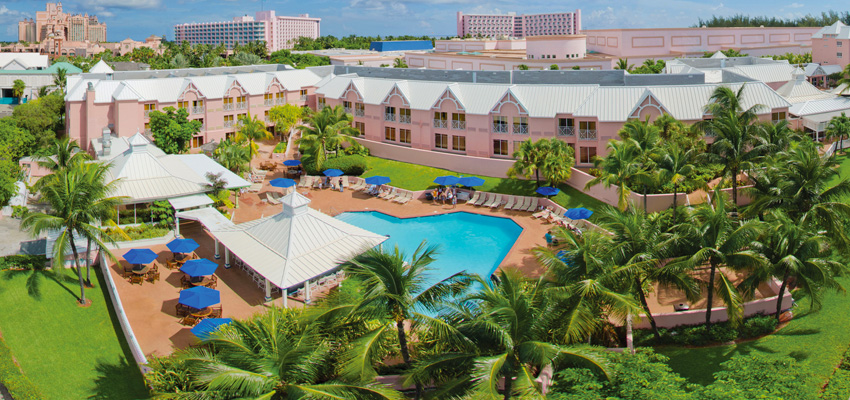 Comfort Suites Paradise Island Timeshares