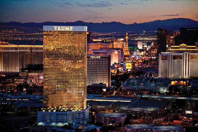 Hilton Grand Vacations Club at Trump International Hotel Las Vegas Timeshares