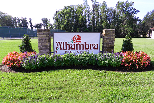 Alhambra at Poinciana Timeshares