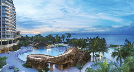 RHC/Wyndham Nassau Resort and Crystal Palace Casino Timeshares