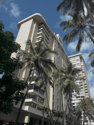 Royal Aloha Vacation Club - Waikiki Timeshares